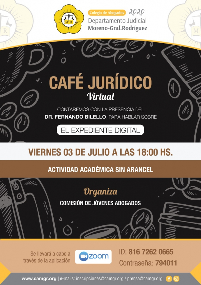 CAFE JURIDICO VIRTUAL